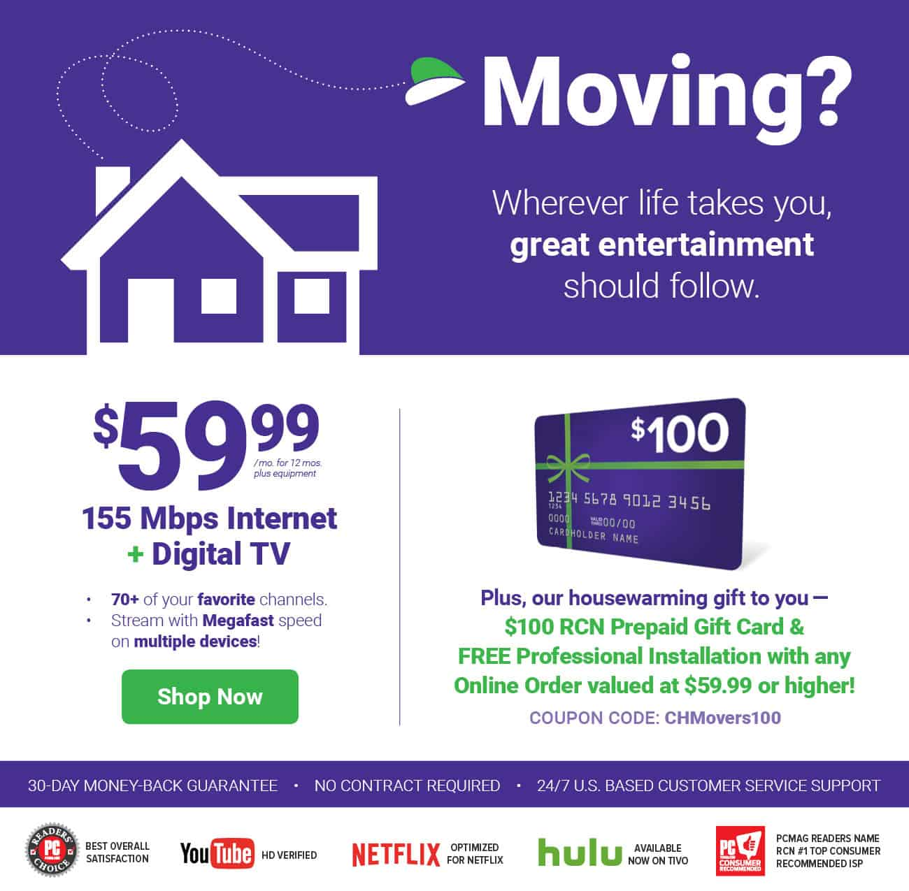 Coupons for rcn cable : Survival straps coupon codes 2018