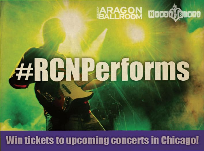 Rcn Performs Enter Win Free Tickets Concerts Downtown Chicago