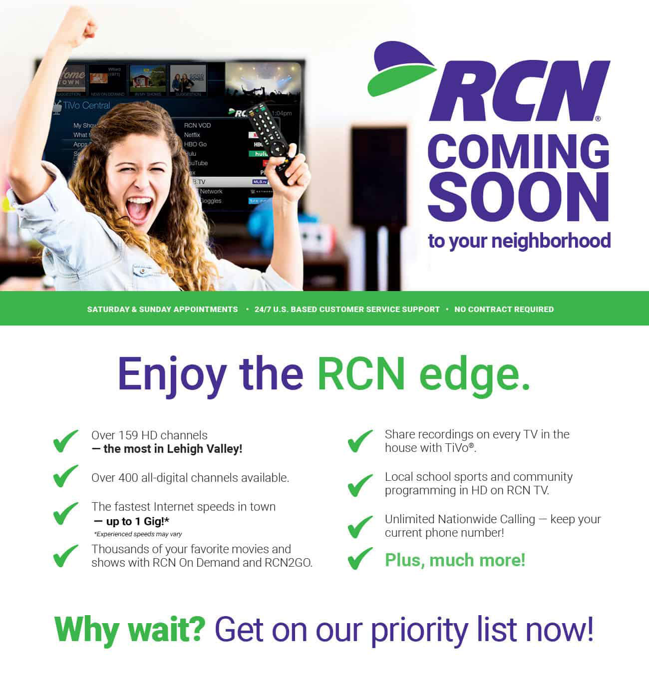 Rcn tv channel list