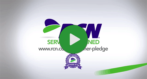 Customer Pledge Video