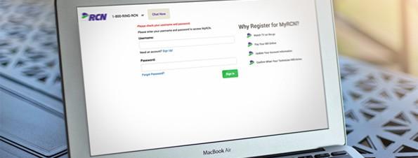 Myrcn Account Login And Account Benefits Rcn