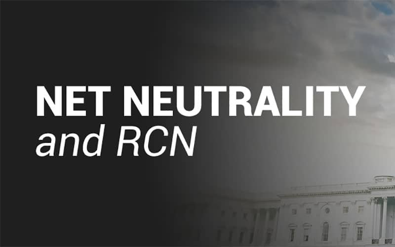 Net Neutrality and RCN