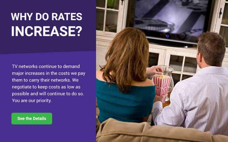 Understanding rate increases