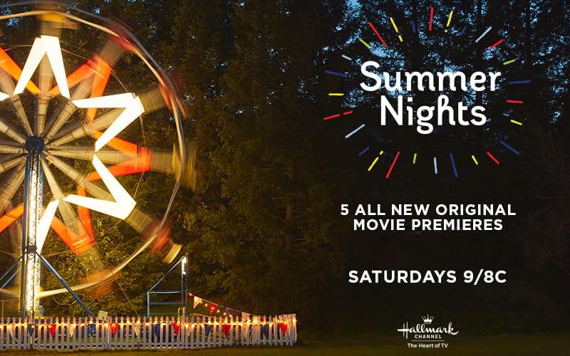 Spend Your Summer Nights Hallmark Rcn