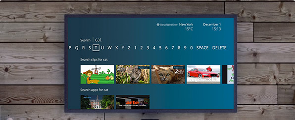 VEWD App Store on TiVo® - great apps right on your TV | RCN
