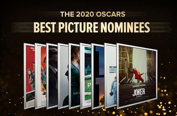 The 2020 Oscars Best Picture Nominees | RCN