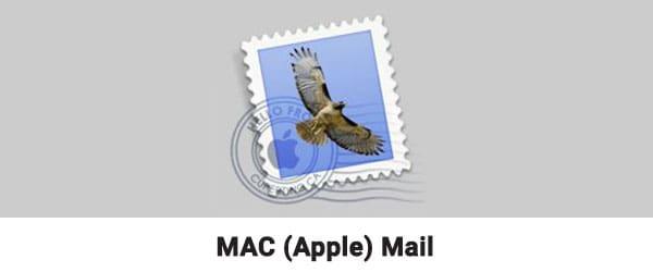 MAC (Apple) mail