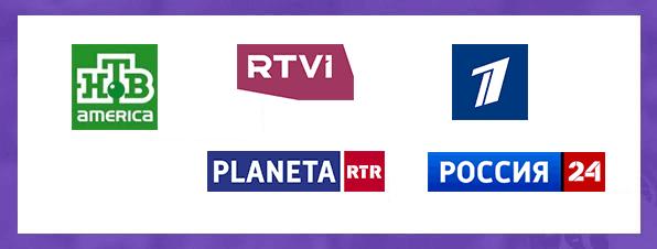 <b>Russian Channels</b> and Programming   RCN New York