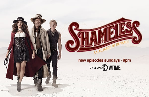 Shameless on Showtime