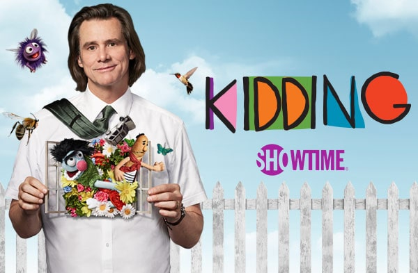 Kidding on Showtime