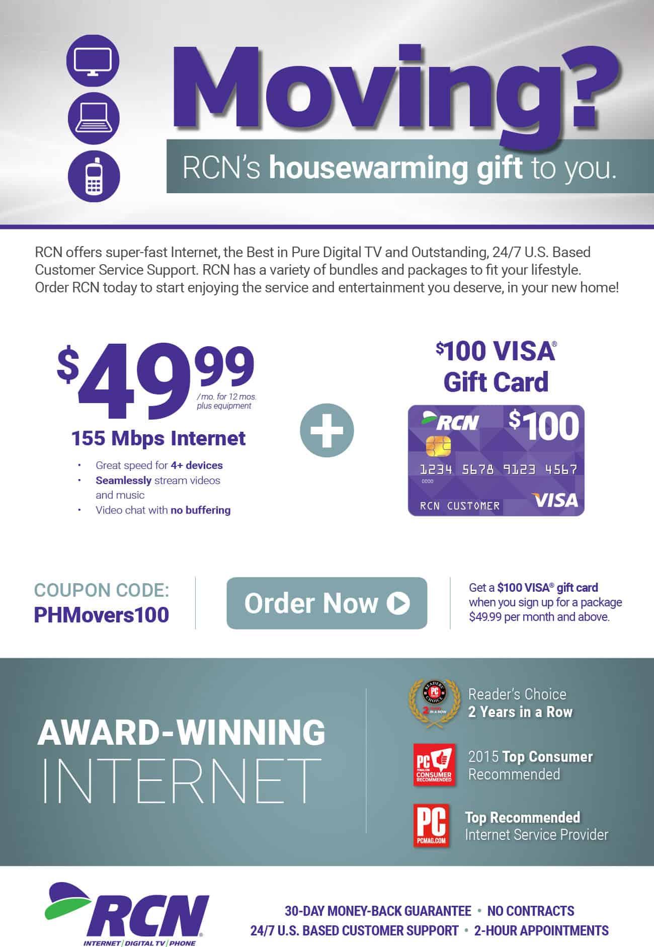 Rcn business plans