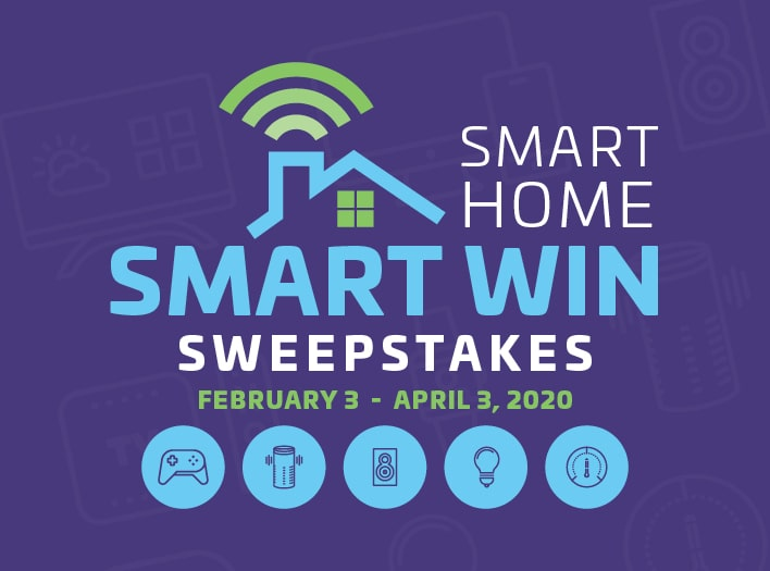 Rcn Smart Home Win Sweepstakes