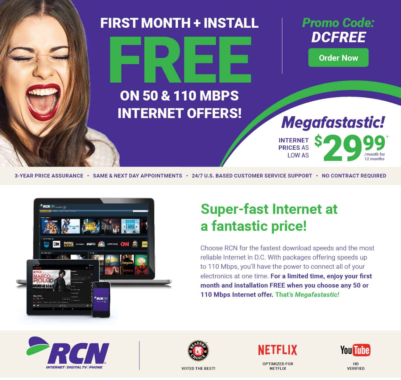the internet and the price for freedom
