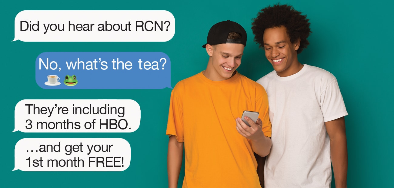Did you hear about RCN?