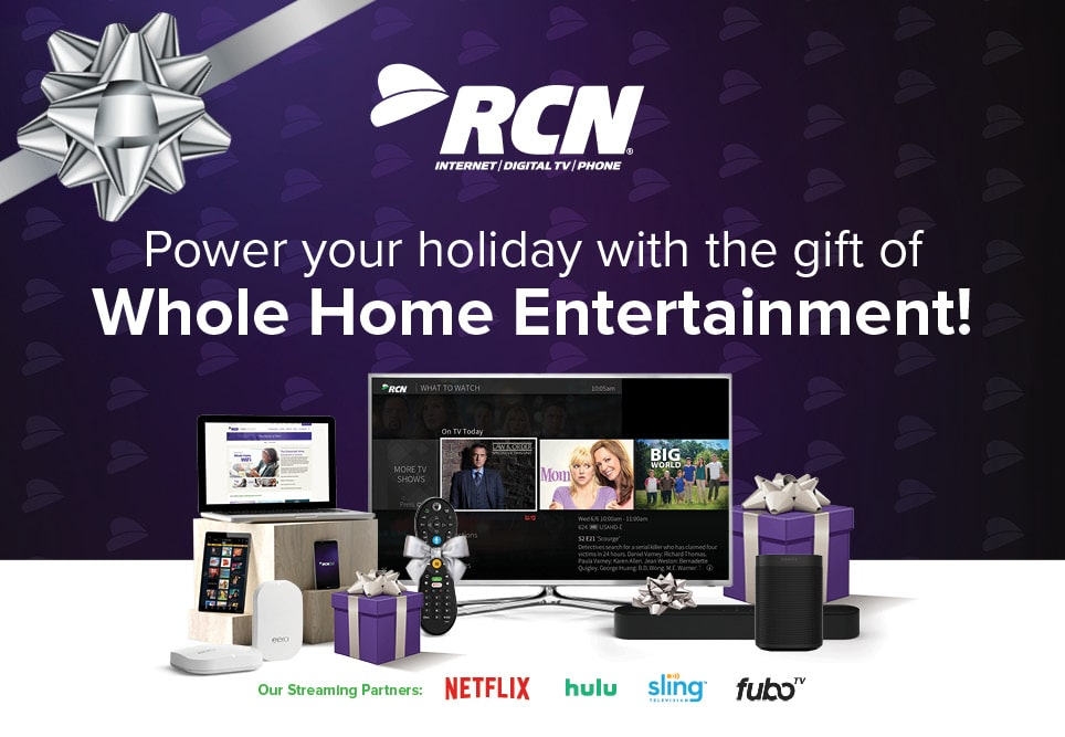 RCN Internet, TV, and Phone