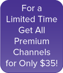 Get all channels for $35