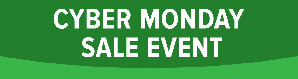 Cyber Monday Sale Event