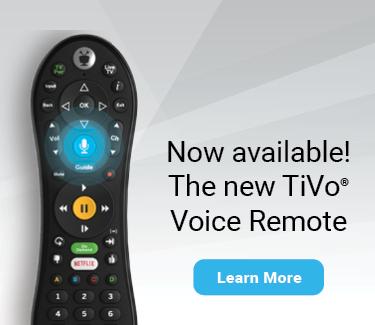 The new tivo voice remote 2