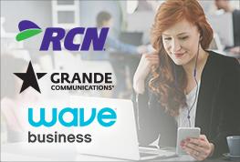 RCN, Grande, and Wave Broadband
